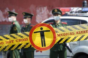 Coronavirus medical cordon, Coronavirus immigration law